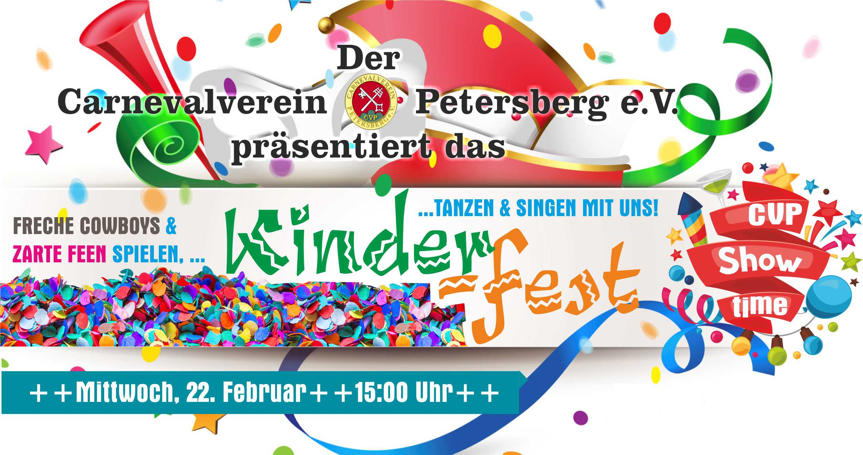aktuelles : carnevalverein petersberg e.v., Einladungen
