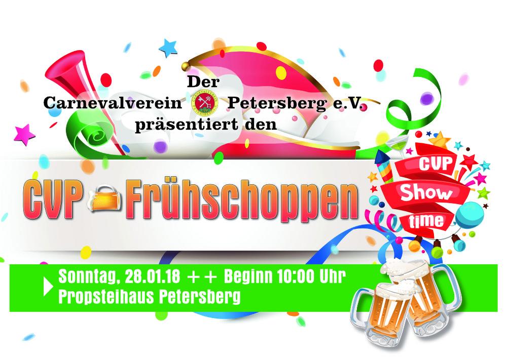 CVP Frühschoppen 2018