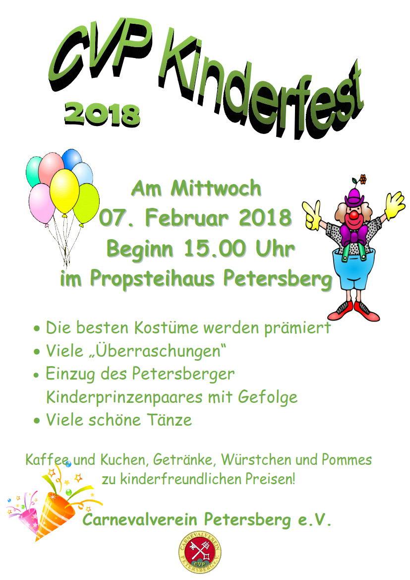 Kinderfest 2018