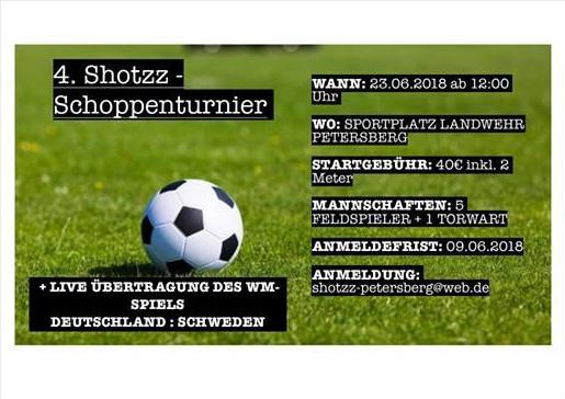 4. Shotzz - Schoppenturnier