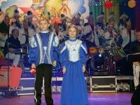 Kinderprinzenpaar Noah und Enya Schieche