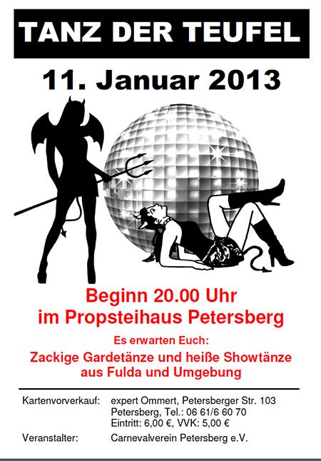Tanz Der Teufel 2013